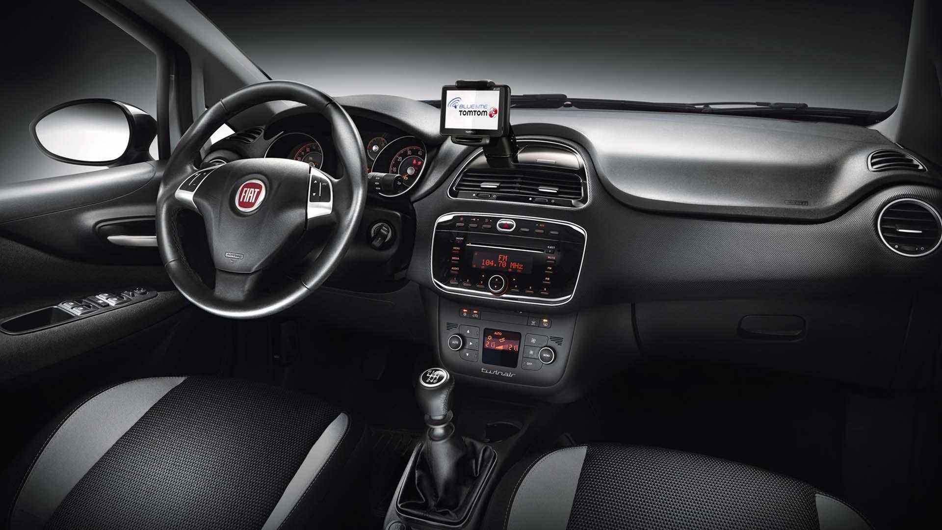 FIAT Punto 1.4 cc Auto | AQR | Auto Quality Rentals ...